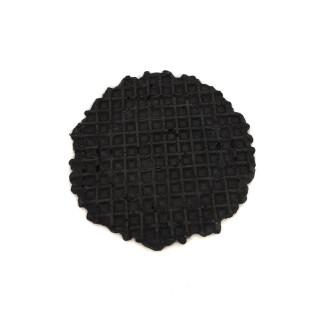Nr.117S   Knuspertaler schwarz rund Ø60mm 1000 Stück